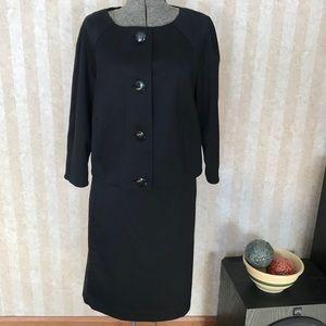 Talbots Wool Blend Suit